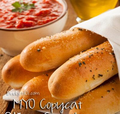 olive garden bread sticks