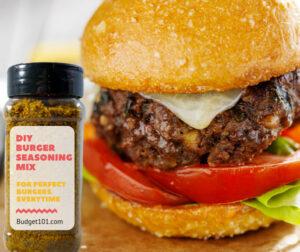 Burgers & Fries Seasoning Mix