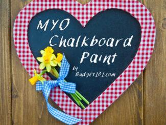 myo chalkboard paint