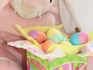 myo crafty easter baskets