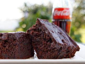 coca cola cake mix