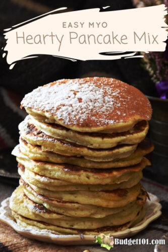 hearty pancake mix
