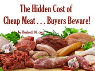 the hidden cost of cheap meat buyers beware