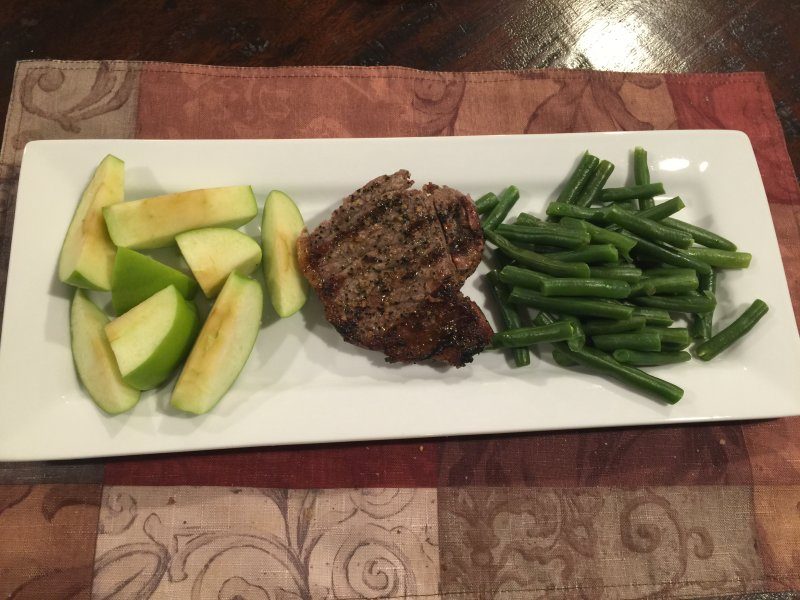 Military Diet Plan Day 1 Dinner