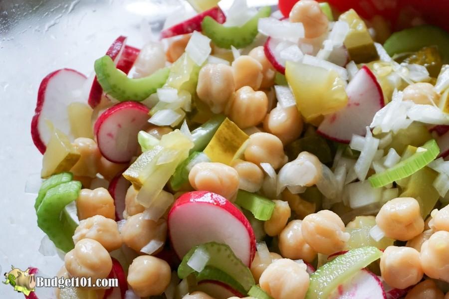 b101-chickpea-radish-salad
