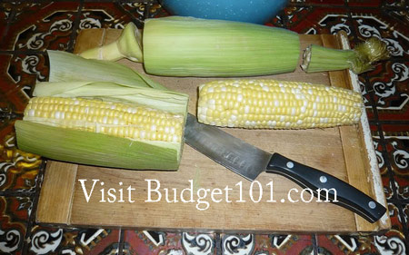 fast-way-to-shuck-corn