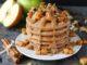 whole wheat buttermilk pancake mix in a jar