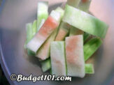 Make Your Own Watermelon Rind Pickles