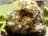 Coconut Lime Ramen Dessert
