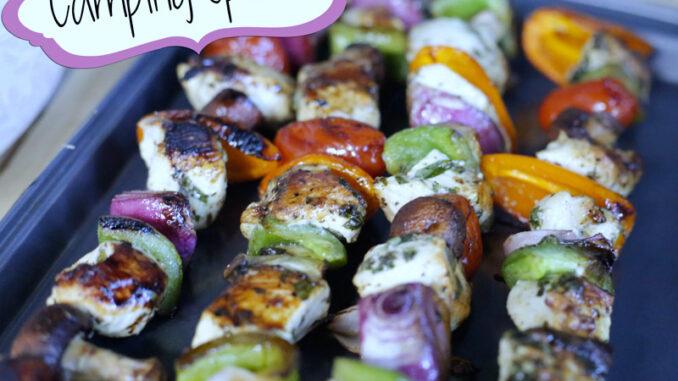 speedie chicken kebabs