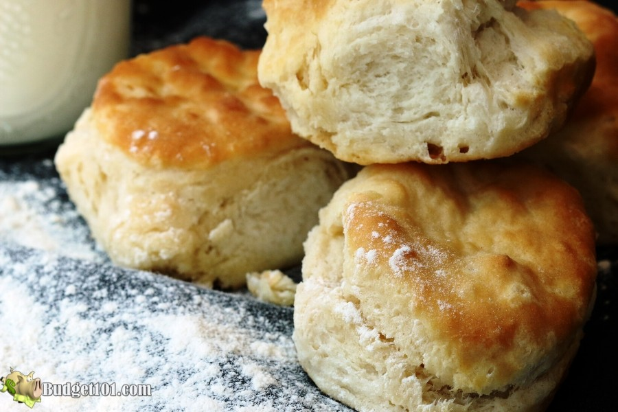 Baking Powder Biscuits- Budget101.com