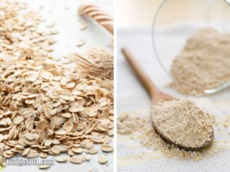 b101 how to make oat flour