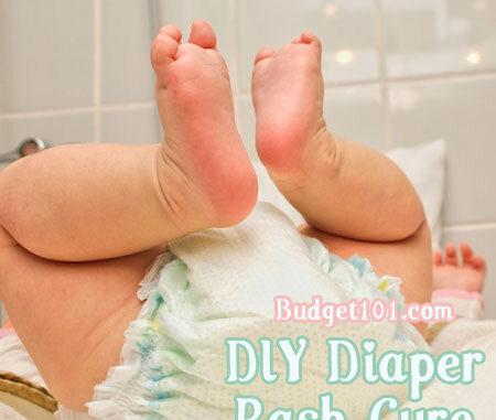 diaper rash cure
