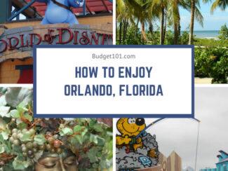 how to enjoy orlando florida