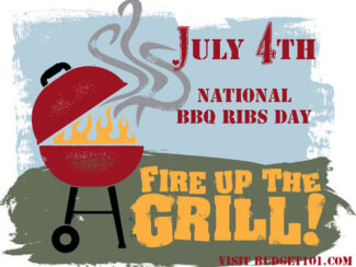 july 4th national bbq spareribs day