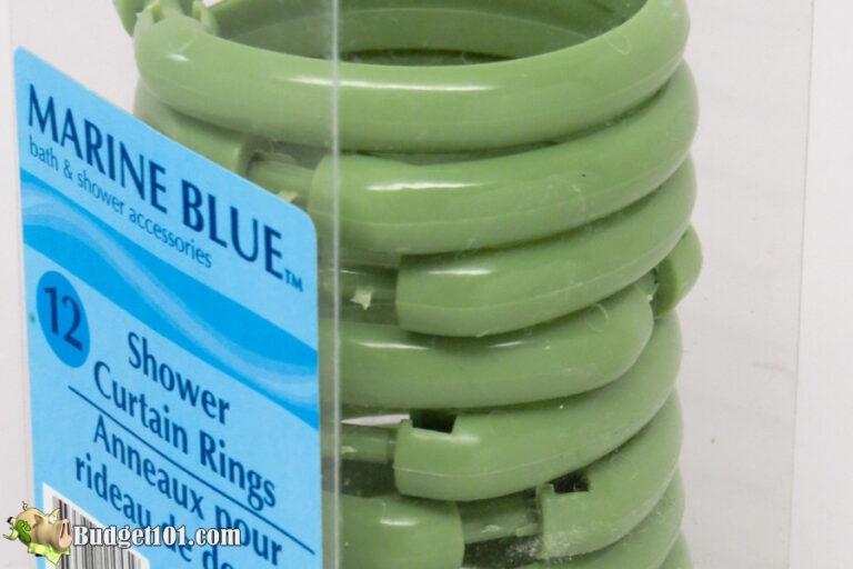 repurpose shower curtain hook ideas