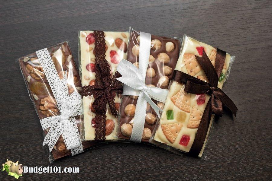 easy homemade chocolate packaging