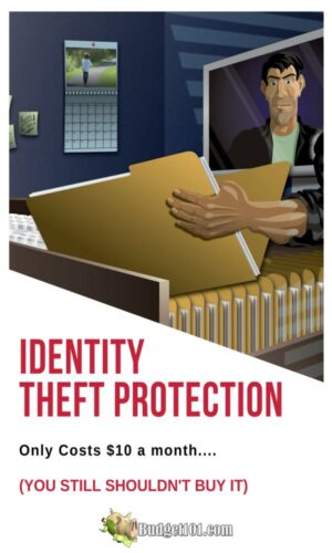 identity theft protection only costs 10 a month you still shouldnt buy it