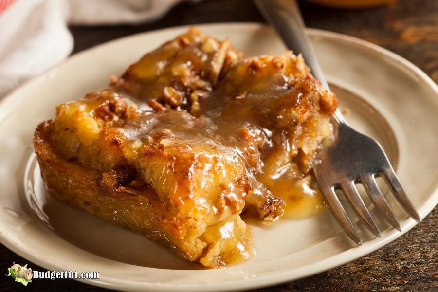 pecan pie bread pudding budget101