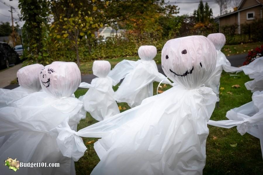 b101 lawn ghost decoration
