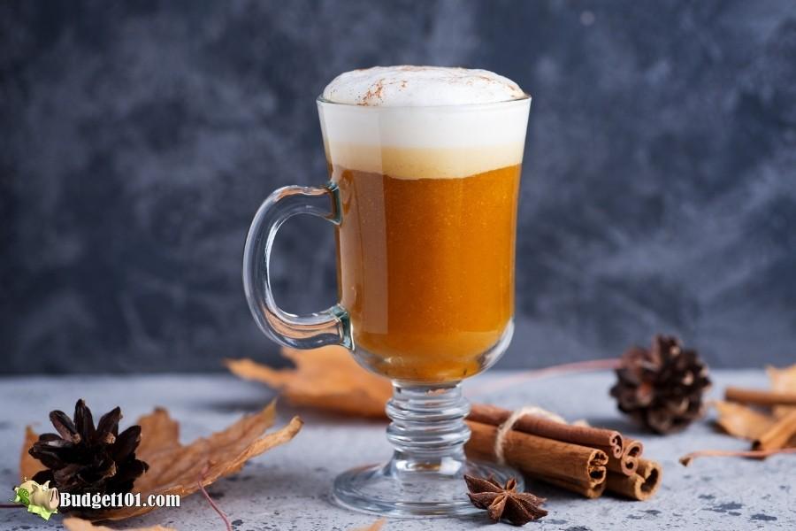 Pumpkin Pie Spice Coffee Creamer - Budget101.com