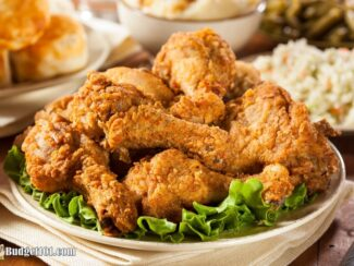 b101 southern fried buttermilk chicken