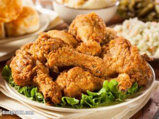 Southern Fried Buttermilk Chicken