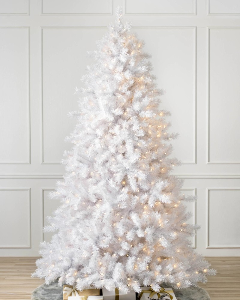 how-to-clean-an-artificial-white-christmas-tree