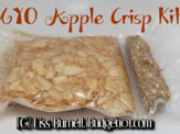 MYO Apple Crisp Kits