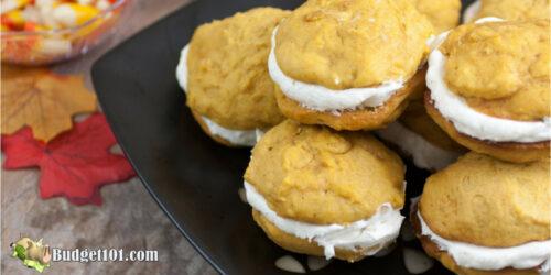 b101 pumpkin whoopie pies t b6qvbd