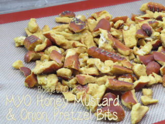 copycat snyders honey mustard onion pretzels