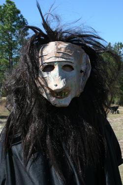 creepy troll costume