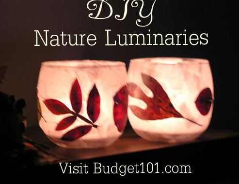 essence of fall nature luminaries 2