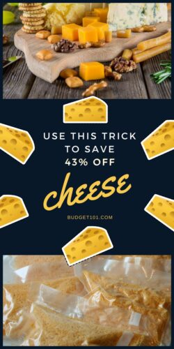 how to save 43 on cheese