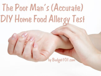 Poor Man's (Accurate) Food Allergy Test