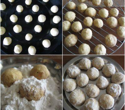 Southern Pecan Snowballs