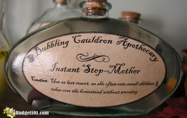Witch Bottle Apothecary