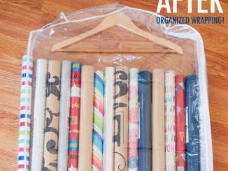 Wrapping Paper Tips