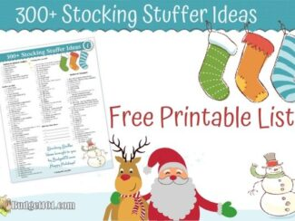 b101 300 stocking stuffers