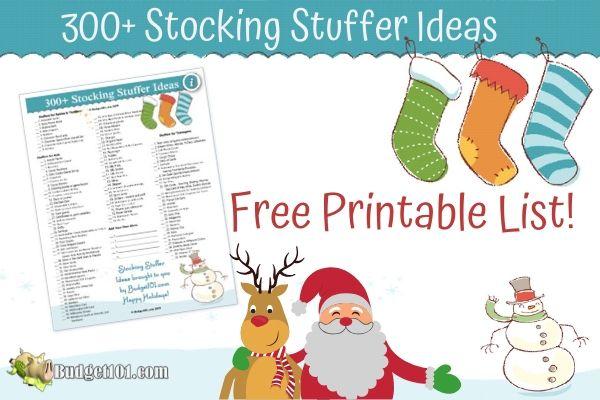 b101 300 stocking stuffers