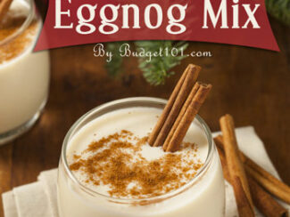 egg nog mix