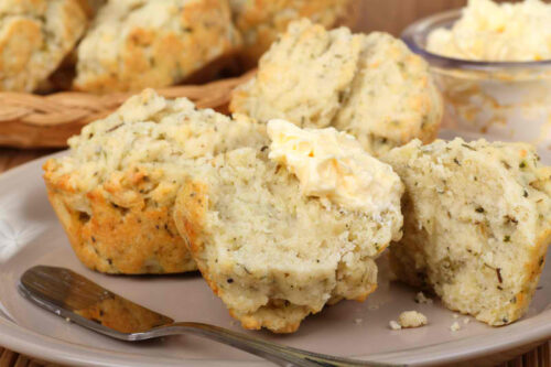 parmesan herb biscuit mix