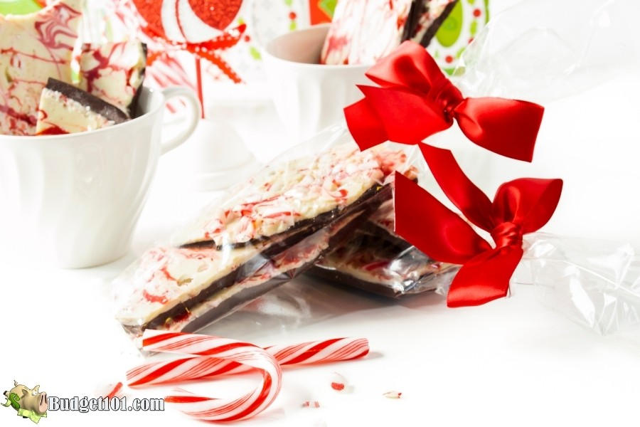 peppermint candy bark budget101