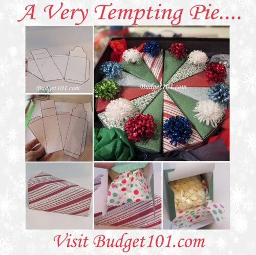 tempting pie gift idea