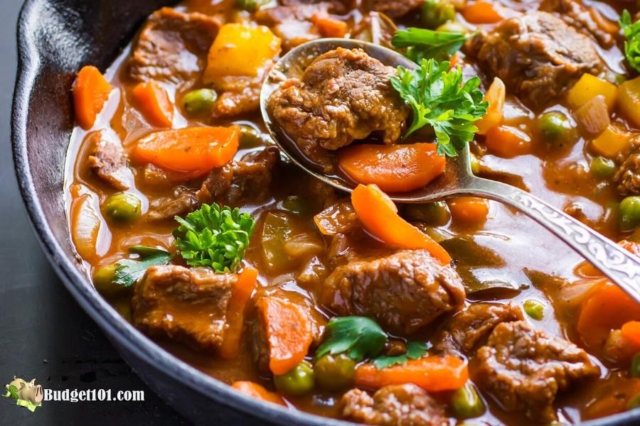 Beef Stew Seasoning Mix Budget01.com