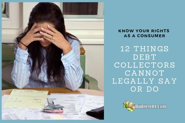 b101 debt collection rights