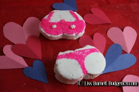 booty licious valentine treats