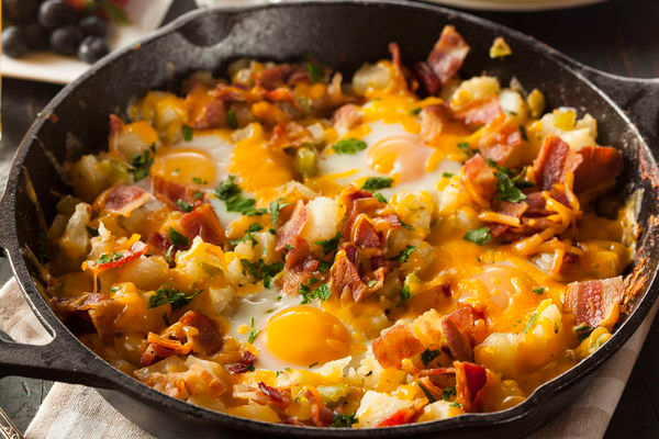 country breakfast skillet ii