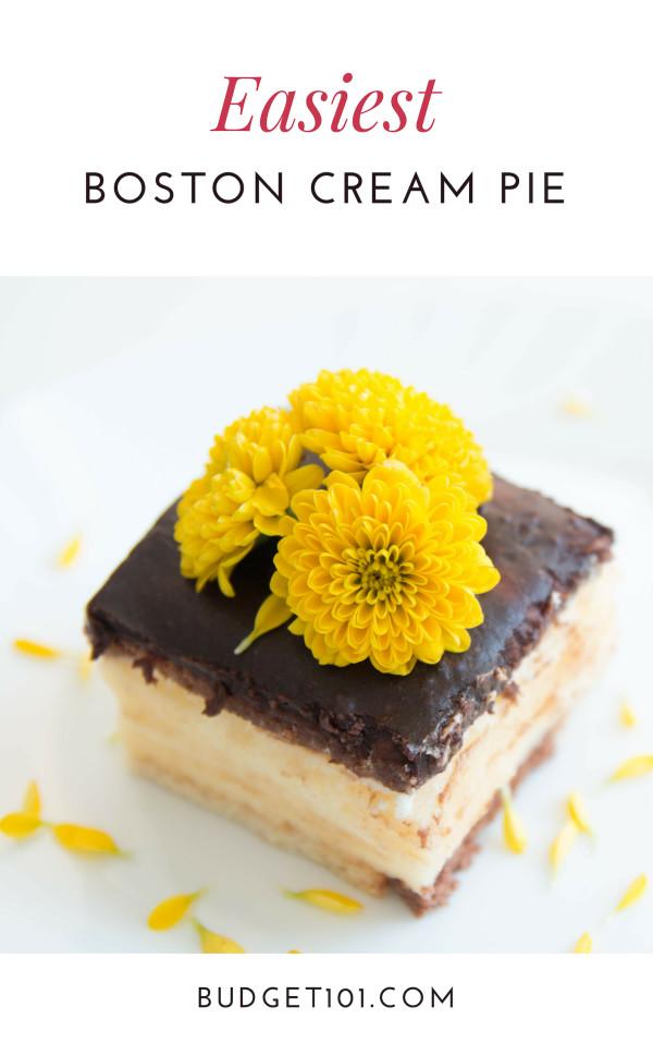 easiest-boston-cream-pie