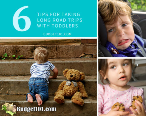 6 tips for taking long road trips with toddlers